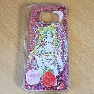 Sailor Moon samsung phone case